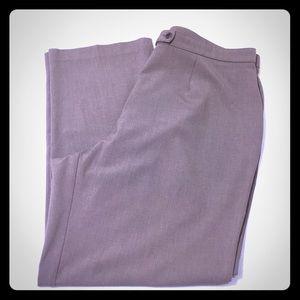 JM Collection Woman Tan Straight Leg Dress Pant 18